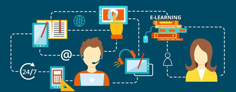 The Blended Learning in EnterprisesThe Blended Learning in Enterprises